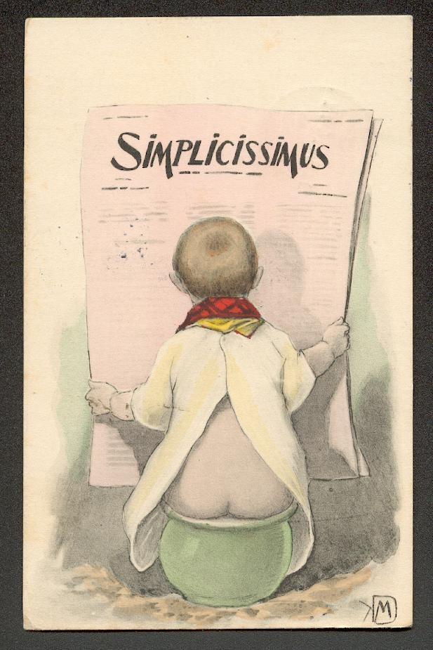 dr 1910 simplicissimus